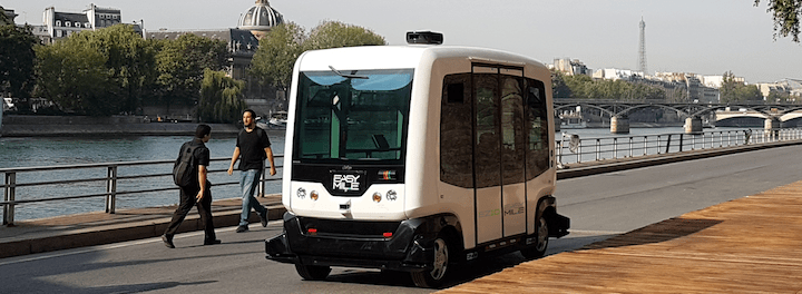 Urban Mobility Tech Hub State Colorado Declares December 4th as Connected and Autonomous Vehicle Day Easymile panasonic RTD CDOT