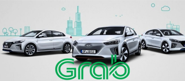 Hyundai Motor and Grab Signs Partnership to Expand Urban Mobility Service ride hailing sharing pooling e-hailing