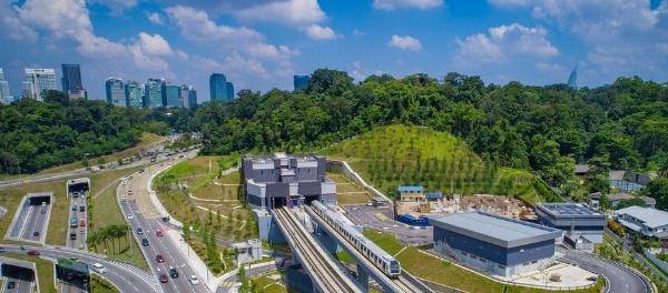 Malaysia MRT Corp Taps Rail Veteran Zohari For MRT3 Execution Circle Line Klang Valley mass transit public transport urban mobility