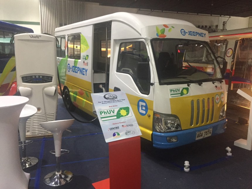 Electric Vehicles to Dominate in Philippines' Jeepney Modernization PhUV electric jeepney sustainable urban mobility