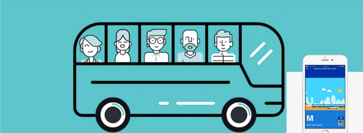 moovel launches FareShare, a new transit benefits system public transport urban mobility