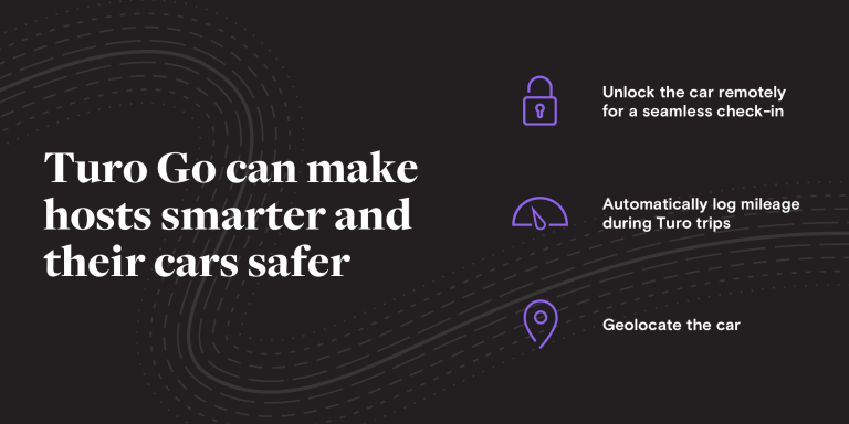 Turo unlocks the future of car sharing with Turo Go lock unlock function smart mobility