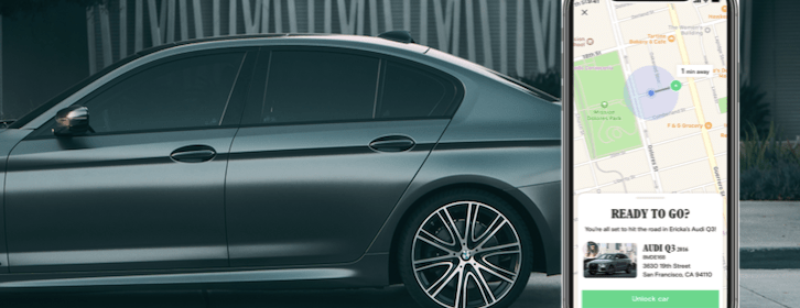 Turo unlocks the future of car sharing with Turo Go App shared mobility as a service smart urban mobility