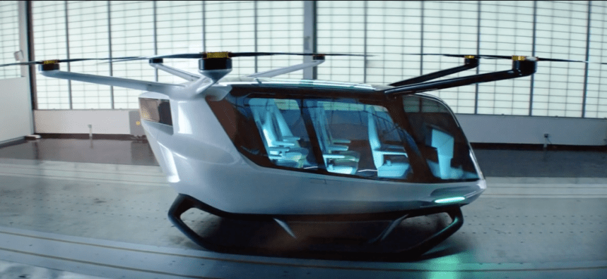 Alaka'i Technologies Launches World's First Hydrogen-Powered Air Mobility System Skai urban air mobility