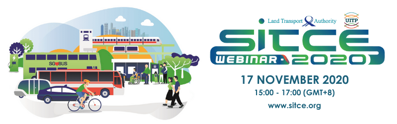Singapore LTA UITP Transport webinar exhibition