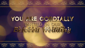 Whats Wedding Invitation Le Video