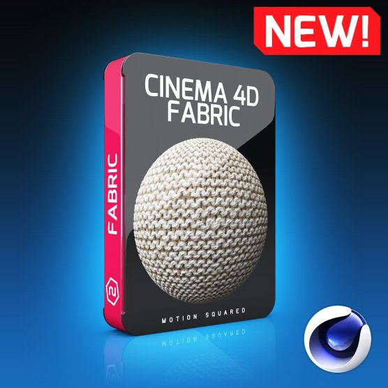 Cinema 4D Fabric Texture Pack