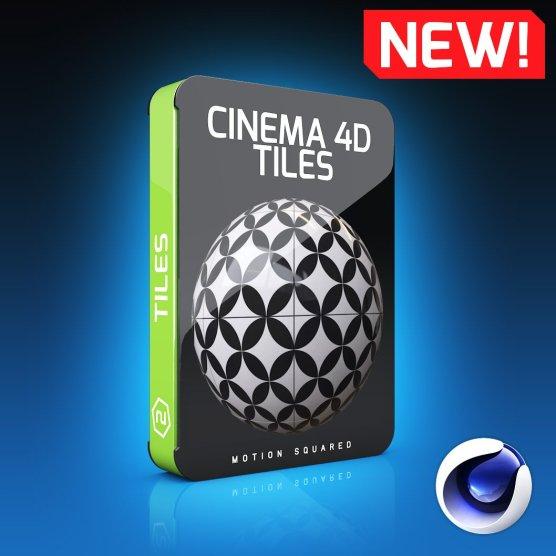 cinema 4d tiles texture pack