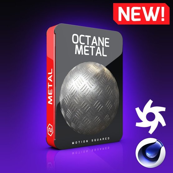 octane metal texture pack for cinema 4d