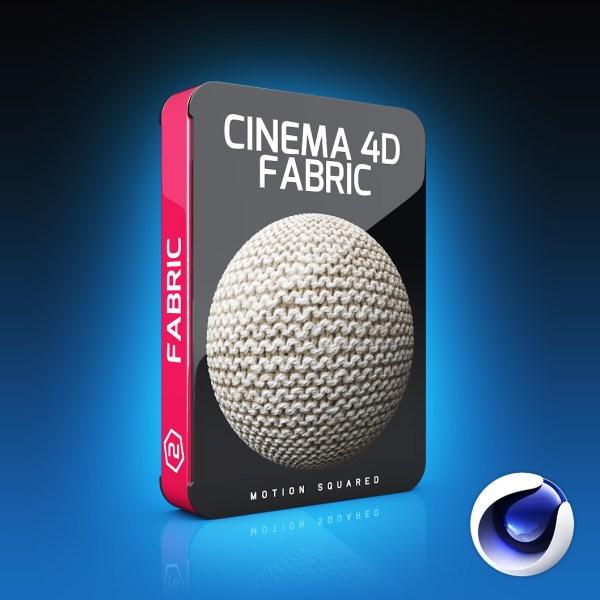 Cinema 4D Fabric Materials Pack