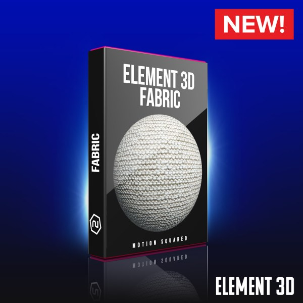 Element 3D Fabric Shaders