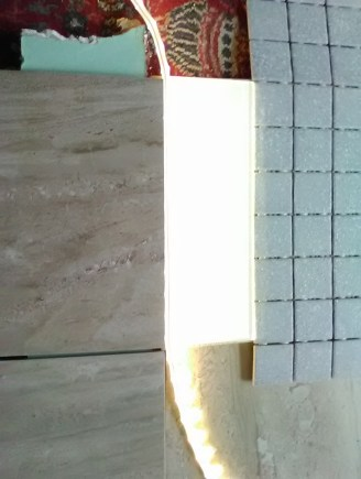 How LED Lights Integrated into Glass Tile Works