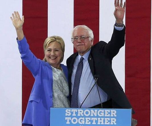Hillary Bernie ticket would have won the election