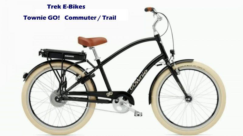 Trek has E-Bikes For Everyone