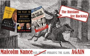 the Paul Revere of the resistance