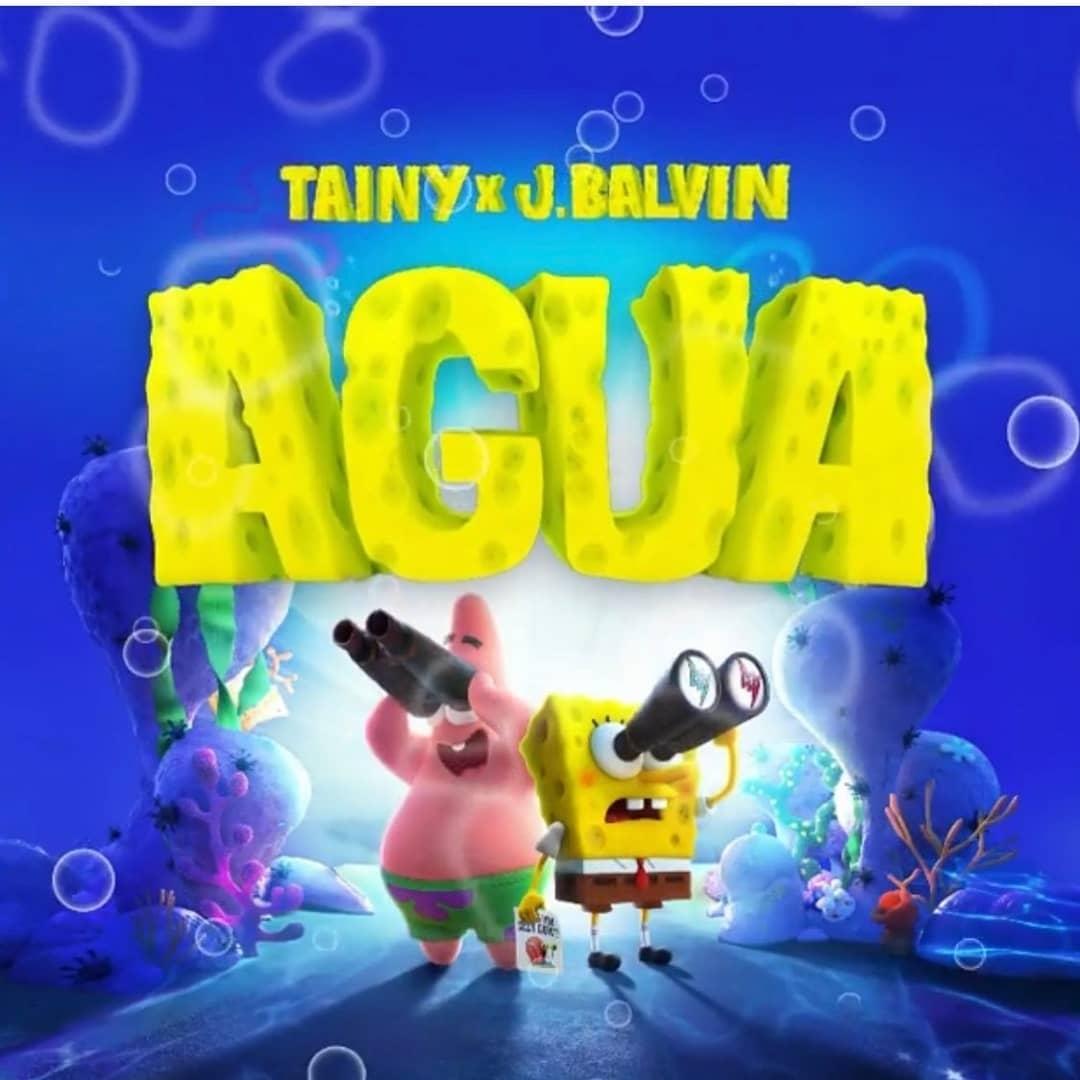 Agua Tainy J Balvin