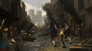 MauricioAbril_Assassins Creed Unity 05 Guillotine Mauricio Abril
