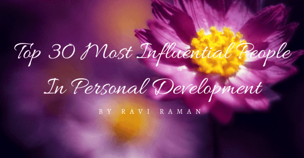 Top 30 most influential people in personal development