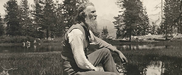"""When we try to pick out anything by itself, we find it hitched to everything else in the Universe."" - John Muir"