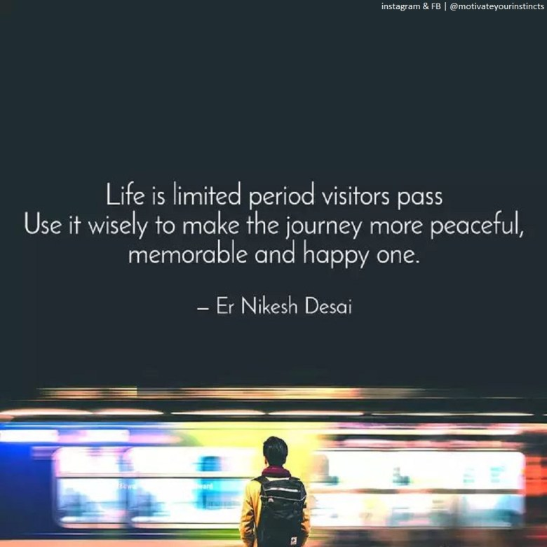 Life Quotes in English