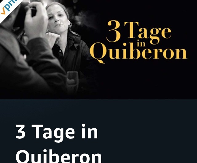 TV-Tipp: 3 Tage in Quiberon