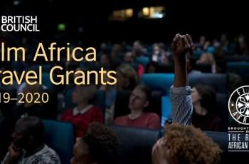 Film Africa Travel Grants