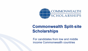 Commonwealth Split-site Scholarships