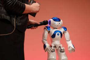 Leading in the digital age - ROboter
