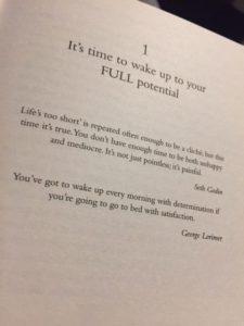Morgenroutine erfolgreicher Menschen - Motivation