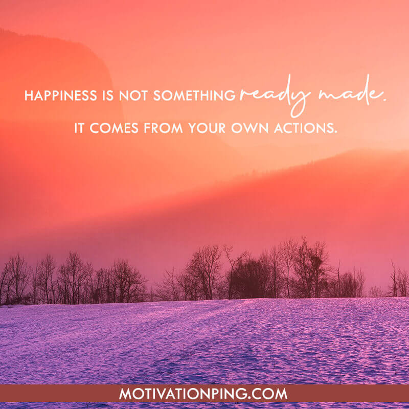 100 happiness quotes to