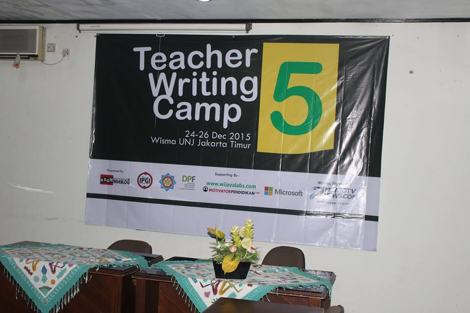 Teacher Writing Camp 5