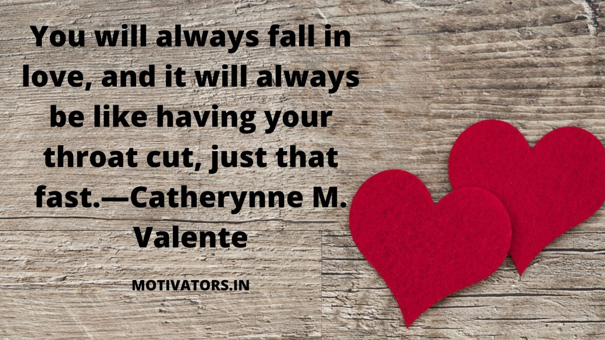 Falling in Love Quotes 1