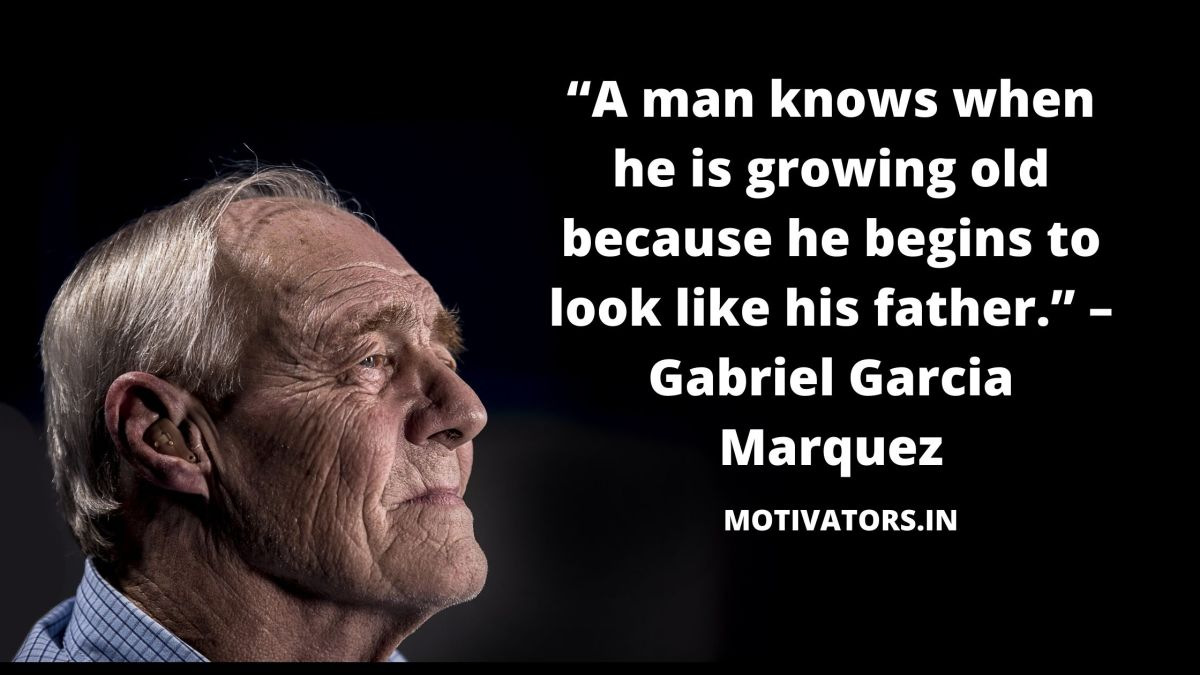Getting Older Quotes 1