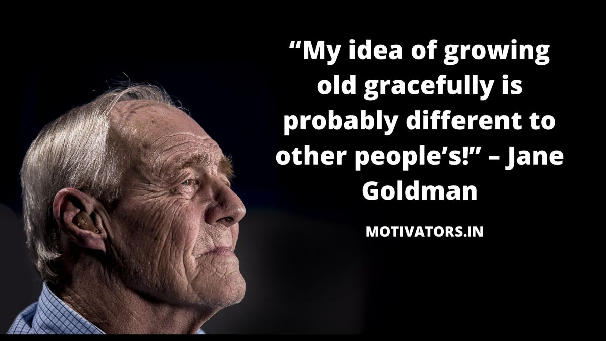 Getting Older Quotes 2