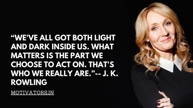 J. K. Rowling Quotes (5)