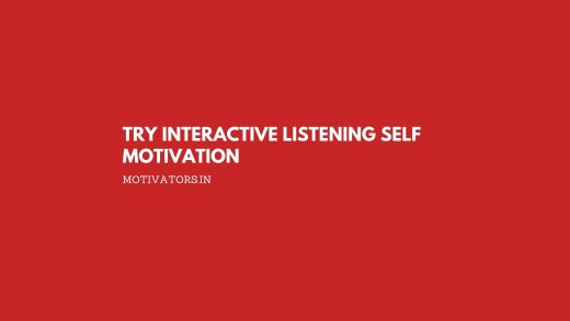 Try Interactive Listening