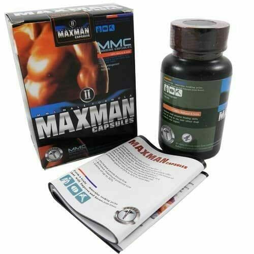 Maxman capsules in UAE