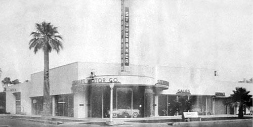 Stewart Motor Co. Studebaker