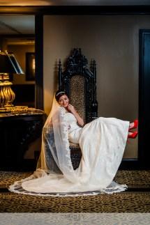 Hotel Zaza Bridal Portraits Houston Wedding