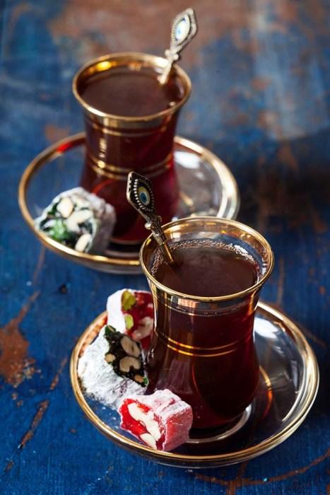 Turkish Coffee and Tea Culture