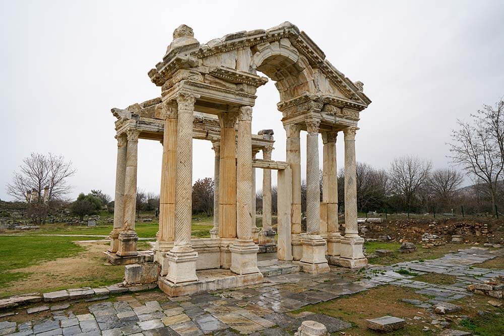 Antique Cities and Ruins Itineraries in Turkey