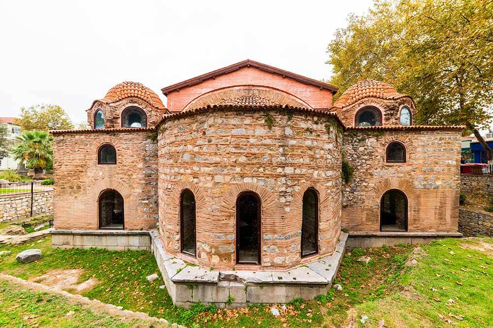 best itineraries in iznik