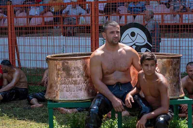 Oil Wrestling Edirne