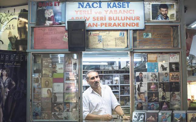 Unkapanı and Old Bazaars