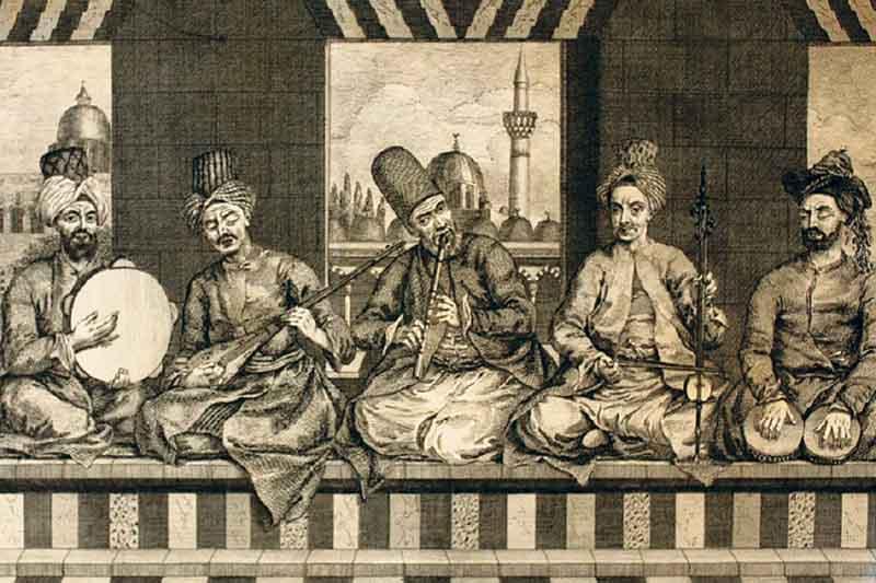 Classic Music in Ottoman Empire