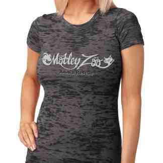 Classic Logo Women's T-Shirt motley zoo animal rescue bydfault