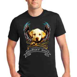 men DOG front motley zoo animal rescue bydfault