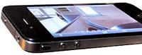 iPhoneanpassade panoramapresentationer