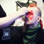 Foto: Mikaela Källgren - Zombiefilmning med Studio Motljus i Jönköping