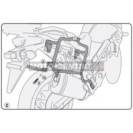 Venta de Herraje Lateral Givi Suzuki Dl 650 V-Strom